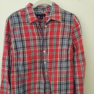 Tommy Hilfiger Large Button Down Shirt